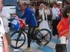 Nach dem Rennen - Bike Check-Out