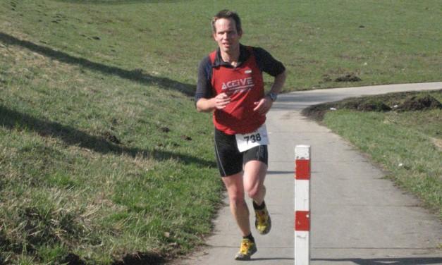 20 km Weser Werre Lauf in Bad Oeynhausen