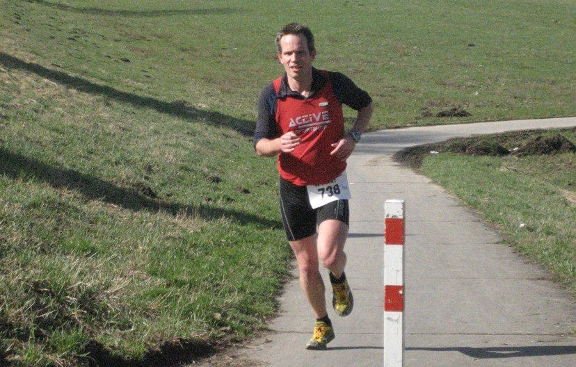 20 km Weser Werre Lauf in Bad Oeynhausen