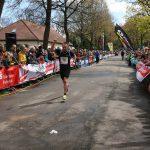 Hermannslauf 2016 - Zieleinlauf