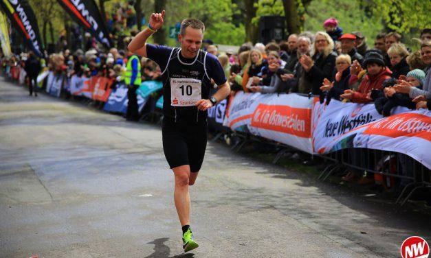 Hermannslauf 2016 – Das Rennen